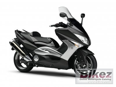2012 Yamaha TMAX Tech Max photo