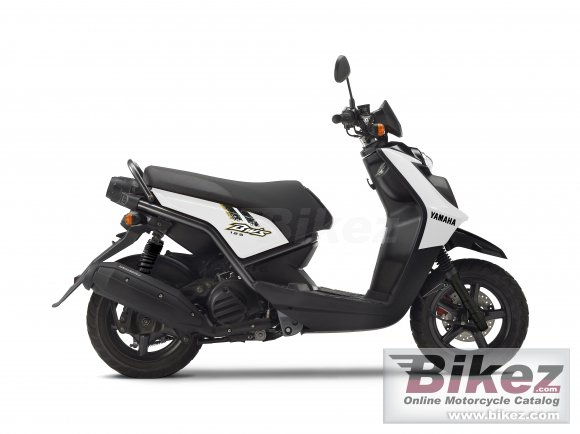 2012 Yamaha BWs 125 photo