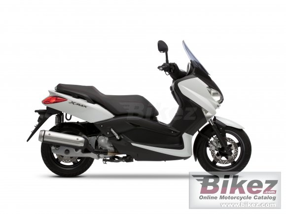2012 Yamaha X-Max 125 photo