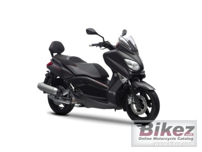 2012 Yamaha X-Max 125 Sport photo