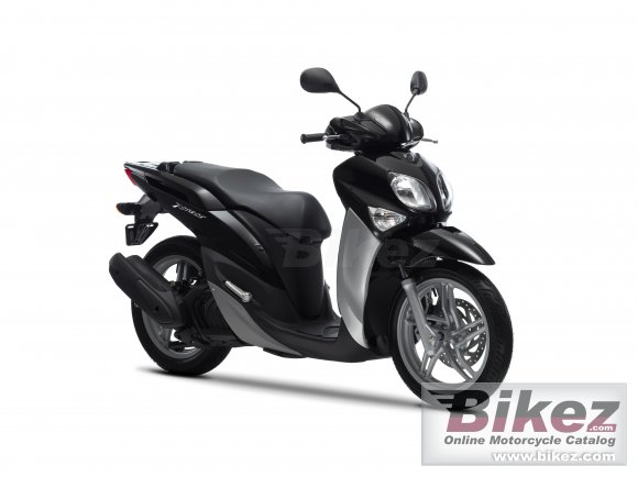 2012 Yamaha Xenter 125   photo
