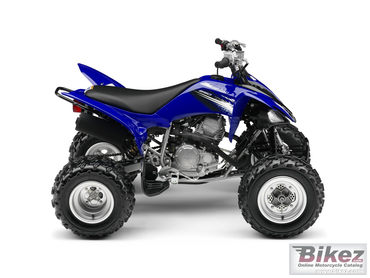 Big Yamaha yfm250r picture and wallpaper from Bikez.com