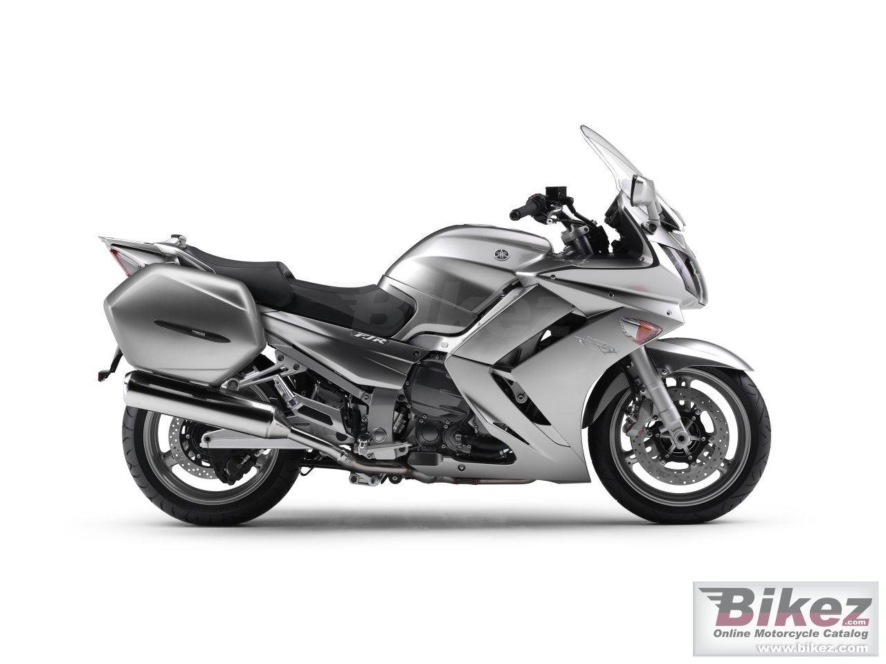 Big Yamaha fjr1300as picture and wallpaper from Bikez.com