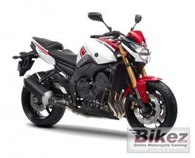 2012 Yamaha FZ8 WGP 50th Anniversary photo