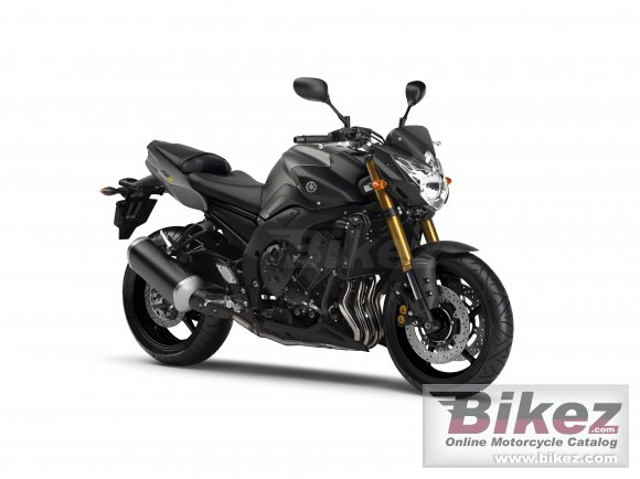 2012 Yamaha FZ8-N photo
