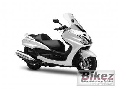 2012 Yamaha Majesty 400 ABS photo