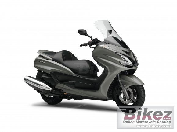 2012 Yamaha Majesty 400 ABS