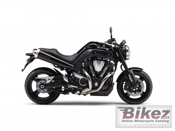 2012 Yamaha MT-01 photo