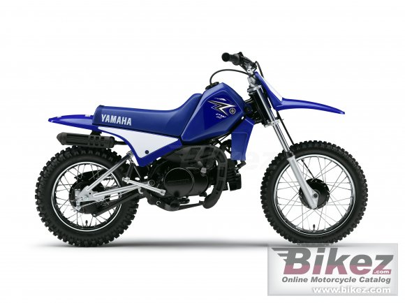 2012 Yamaha PW80 photo
