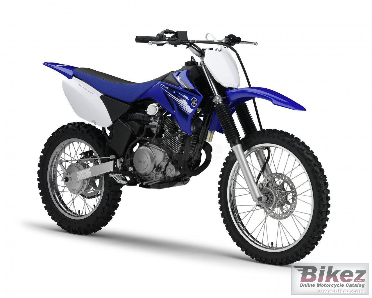 Big Yamaha tt-r125lwe picture and wallpaper from Bikez.com