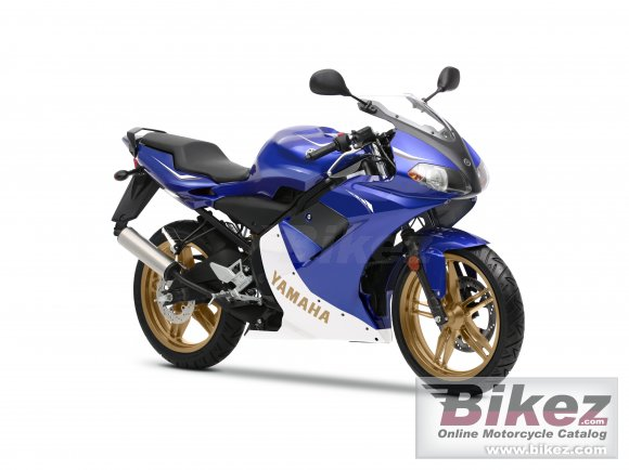 2012 Yamaha TZR50 photo