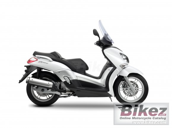2012 Yamaha X-City 125