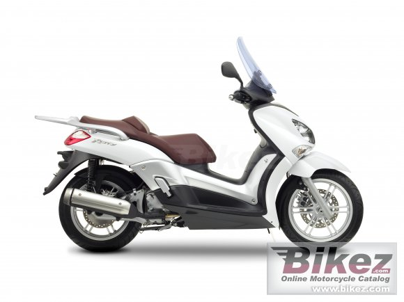 2012 Yamaha X-City 250