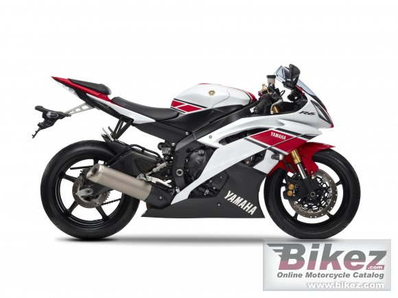 2012 Yamaha YZF-R6 WGP 50th Anniversary photo