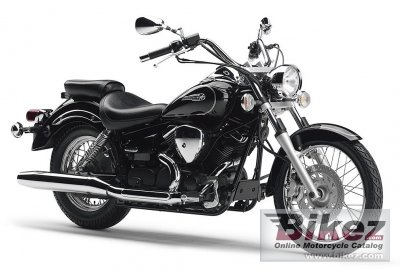 2012 Yamaha DS250 DragStar photo