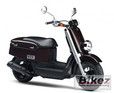 2012 Yamaha Vox Deluxe photo
