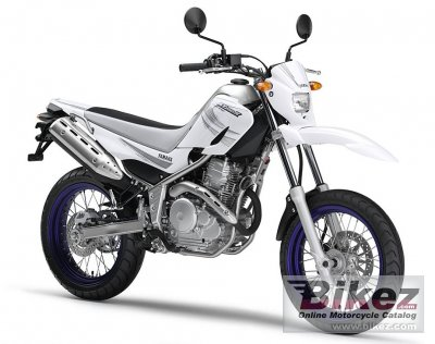 2012 Yamaha XT250X photo