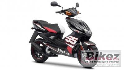 2012 Yamaha Aerox SP55