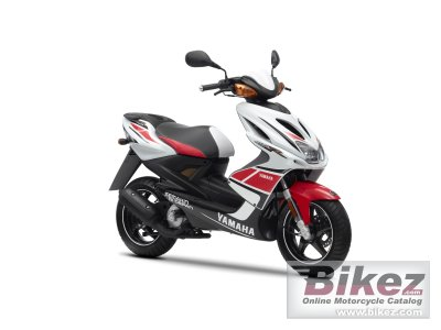 2012 Yamaha Aerox WGP 50th Anniversary