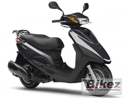 2012 Yamaha AxisTreet
