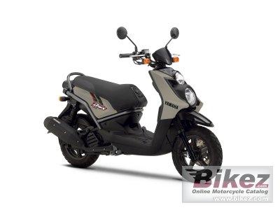 2012 Yamaha BWs 125