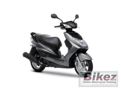 2012 Yamaha Cygnus X specifications and pictures