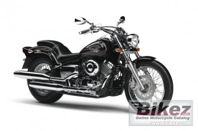 2012 Yamaha DS4 DragStar Four