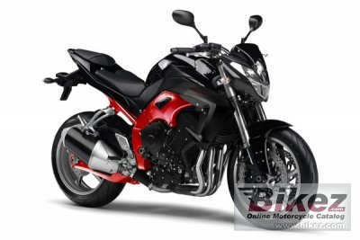 2012 Yamaha FZ1-N