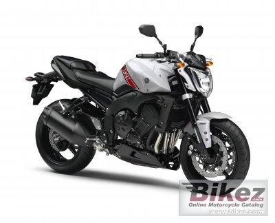 2012 Yamaha FZ1