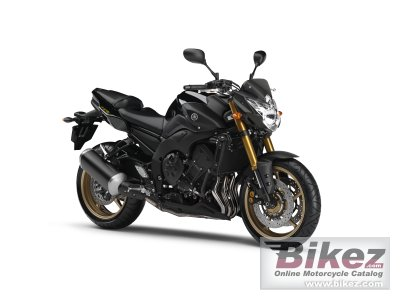 2012 Yamaha FZ8 specifications and pictures