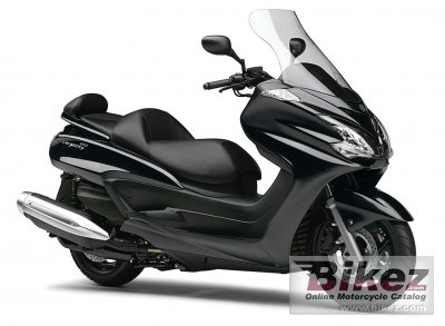 2012 Yamaha Grand Majesty 400