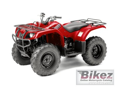 2012 Yamaha Grizzly 350 Auto 4x4 specifications and pictures