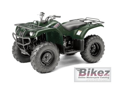 2012 Yamaha Grizzly 350 Automatic