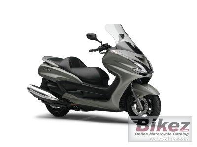 2012 Yamaha Majesty