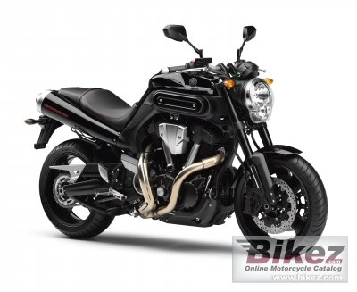 2012 Yamaha MT-01