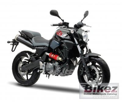 2012 Yamaha MT-03