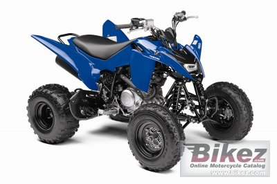 2012 Yamaha Raptor 125 specifications and pictures