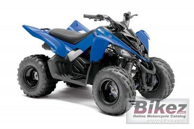 2012 Yamaha Raptor 90