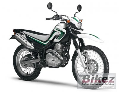 2012 Yamaha Serow 250