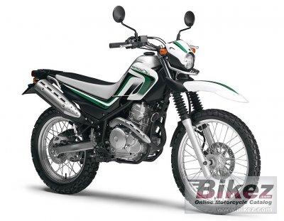 Yamaha Motorbike 2012 2012 Yamaha Serow 250
