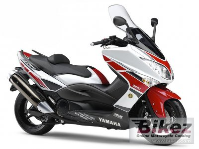 2012 Yamaha TMAX WGP 50th Anniversary Edition