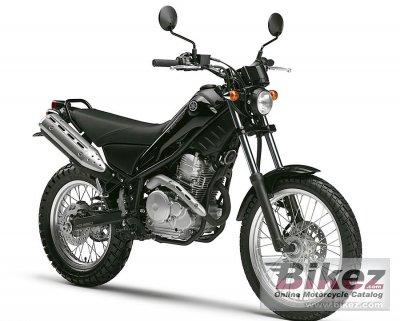 2012 Yamaha Tricker