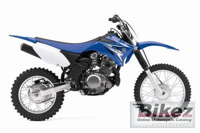 2012 Yamaha TT-R125E