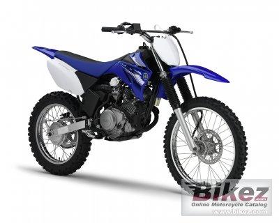 2012 Yamaha TT-R125LWE