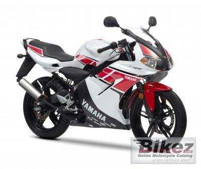 2012 Yamaha TZR50 WGP 50th Anniversary