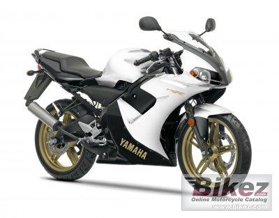 2012 Yamaha TZR50