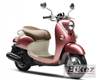 Yamaha Vino Moped Review
