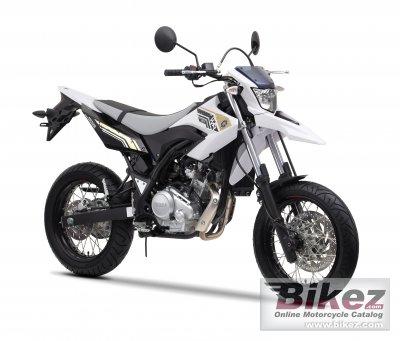 2012 Yamaha WR125X