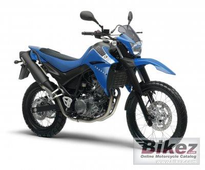 2012 Yamaha XT660R