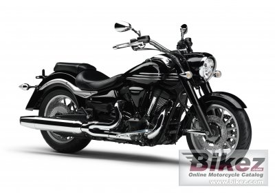 2012 Yamaha XV1900A Midnight Star